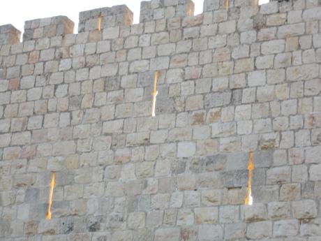Jeruzalem muur